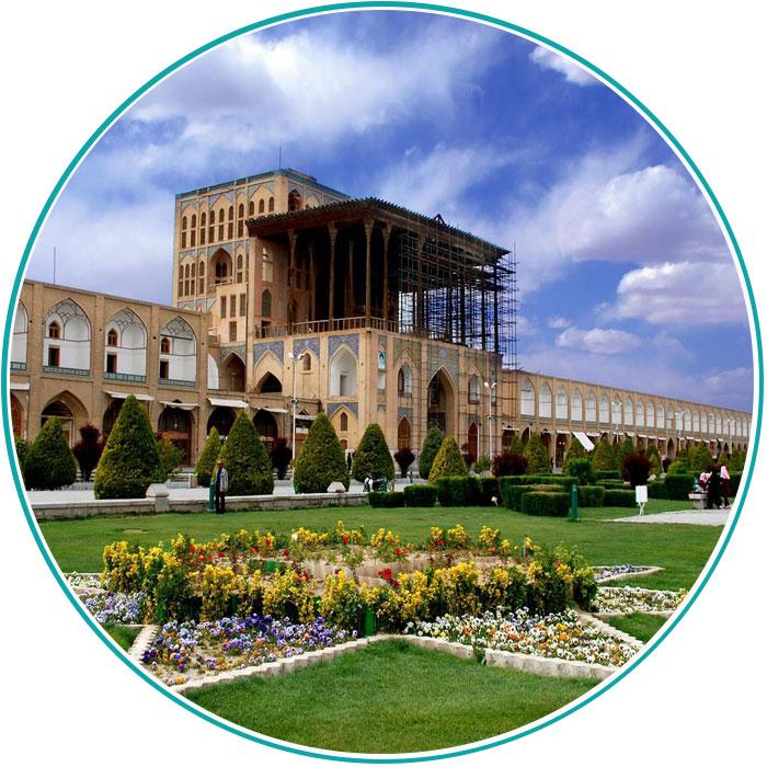 اصفهان، استان اصفهان، جامین هاب